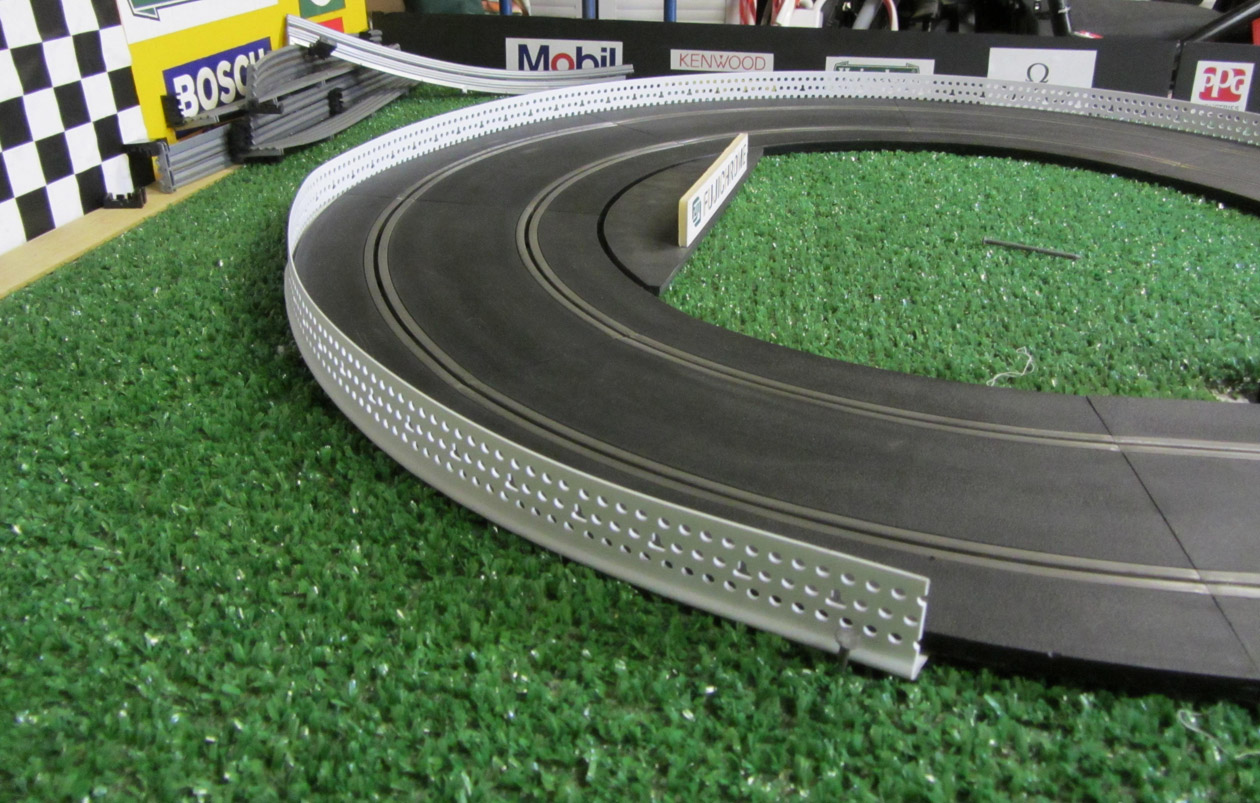 Cheap Guardrail Solution For Some Slot Car Illustrated Forum